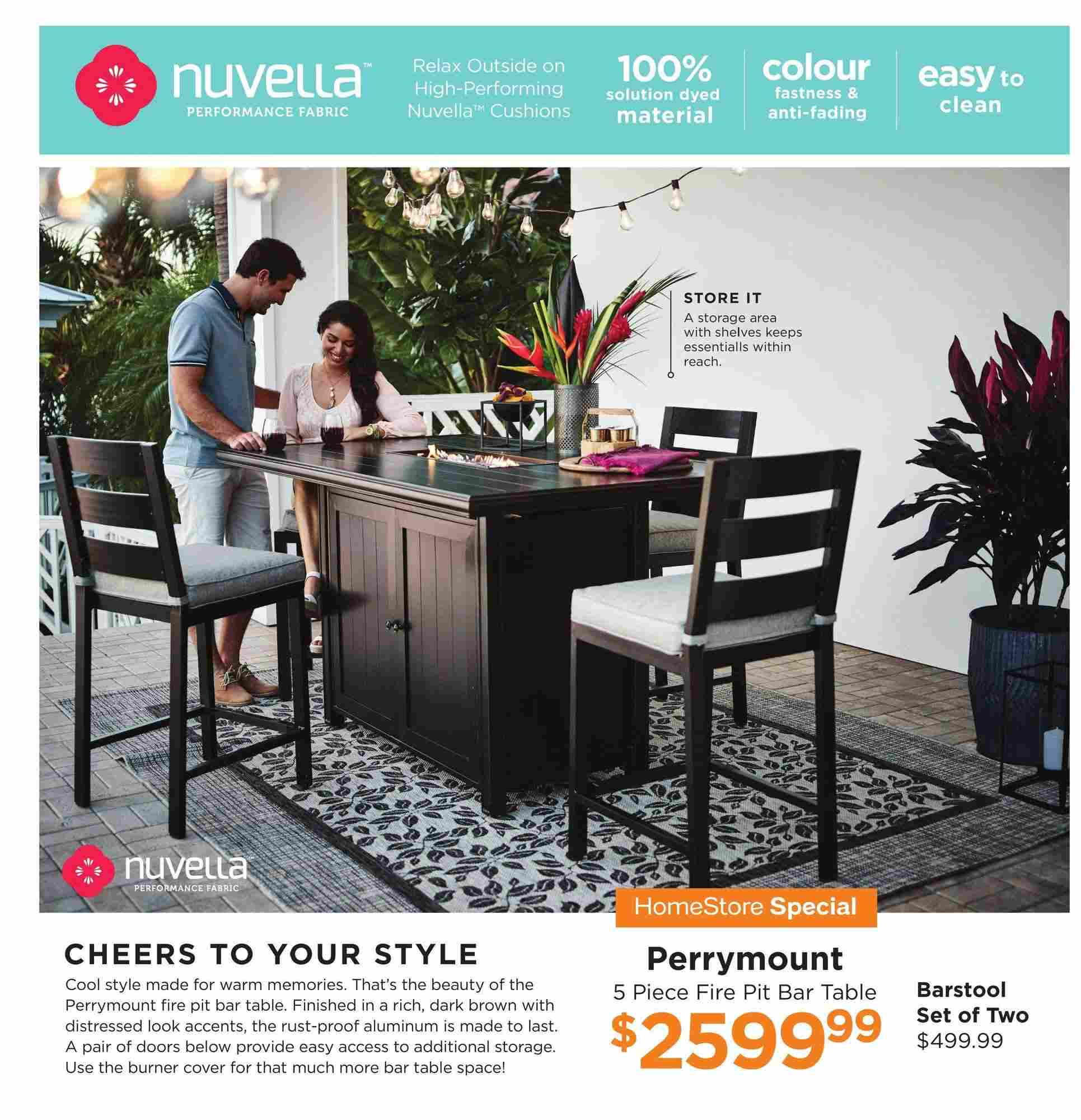 Ashley Furniture Homestore Flyer (ON) Outdoor May 30 ...