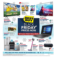 Best Buy Flyer November 16 - 22 2018
