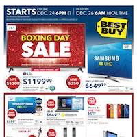 Best Buy Flyer January 4 - 10 2019