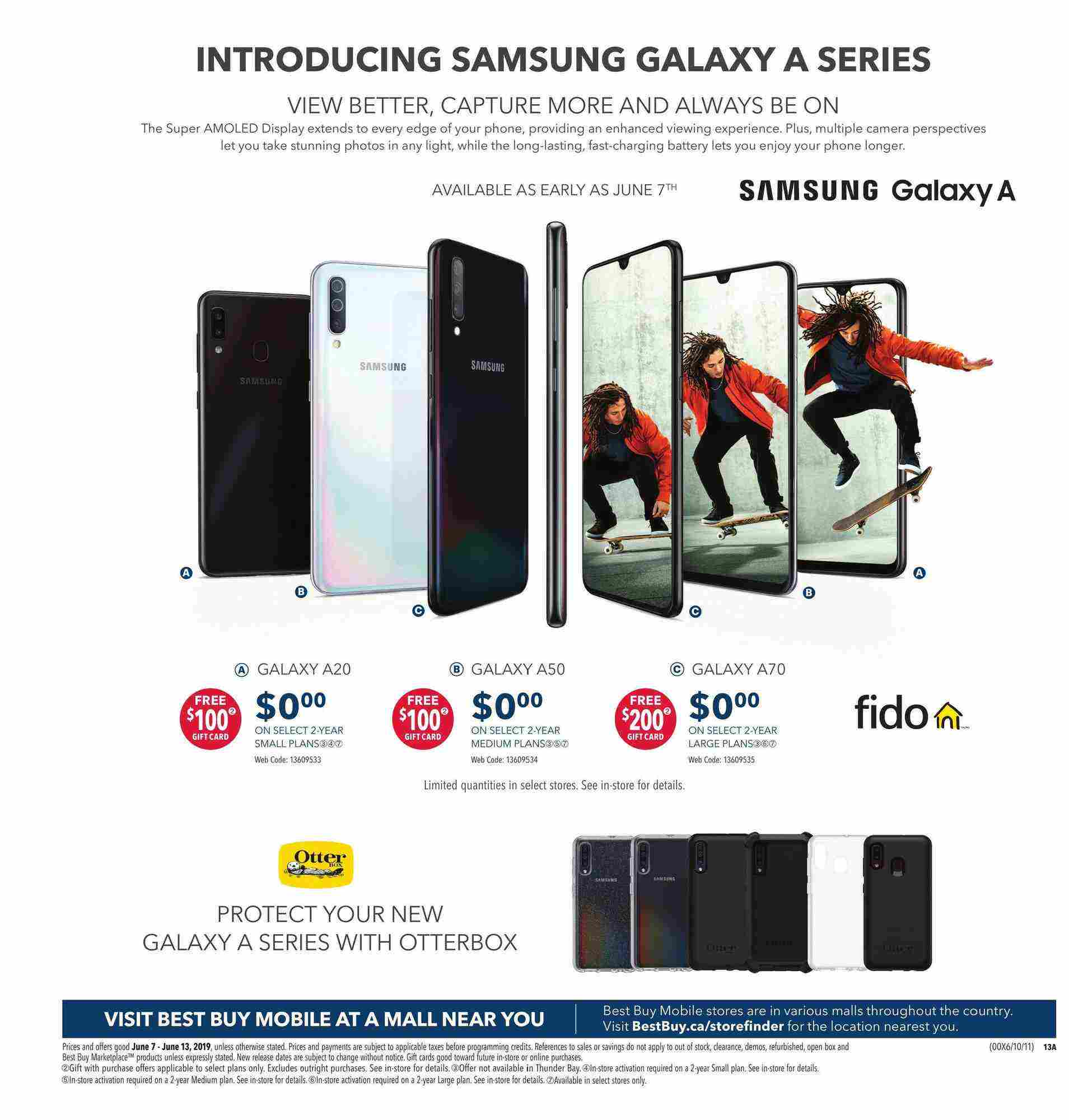 Best Buy Flyer On June 7 13 2019