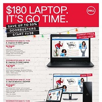 Dell Epic Black Friday Deals November 18 - December 1 2019
