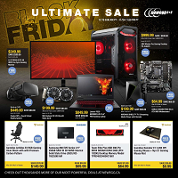 Newegg Ultimate Sale November 19 - 24 2018
