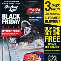Pro Hockey Life Black Friday November 29 - December 5 2019