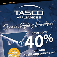Tasco Appliances Black Friday November 21 - December 11 2019
