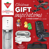 Canadian Tire Gift Inspirations December 4 - 25 2020