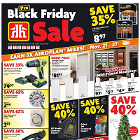 Home Hardware Black Friday November 28 - December 4 2019