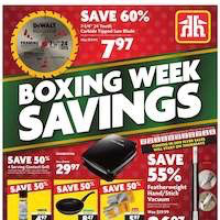 Home Hardware Flyer Boxing Week Savings December 19 - 29 2018