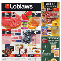 Loblaws Flyer December 28 - January 3 2018