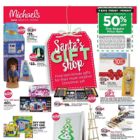 Michaels Flyer December 29 - January 4 2018