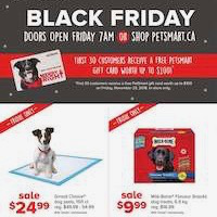 PetSmart Flyer November 23 - 25 2018