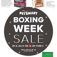 PetSmart Flyer December 25 - 30 2018