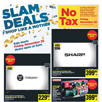 Real Canadian Superstore Black Friday Sale November 29 - December 4 2019