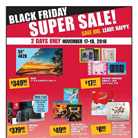 Shoppers Drug Mart Flyer November 17 - 22 2018