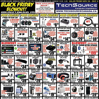 Tech Source Black Friday November 29 - December 5 2019