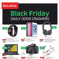 The Source Flyer November 22 - 25 2018