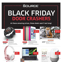 The Source Black Friday Sale November 28 - December 2 2019