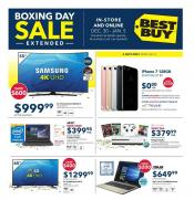 Best Buy Flyer December 30 - January 5 2017