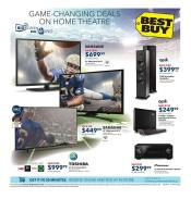 Best Buy Flyer January 13 - 19 2017