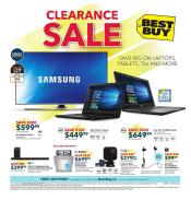 Best Buy Flyer January 6 - 12 2017