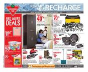 Canadian Tire Flyer December 30 - January 5 2017
