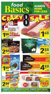 Food Basics Flyer January 12 - 18 2017