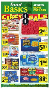 Food Basics Flyer January 5 - 11 2017