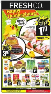 Freshco Flyer October 6 - 12 2016