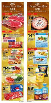 Loblaws Flyer December 30 - January 5 2017