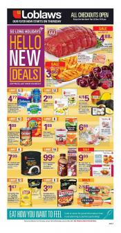 Loblaws Flyer January 12 - 18 2017