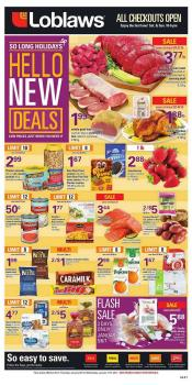 Loblaws Flyer January 5 - 11 2017