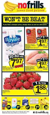 No Frills Flyer July 15 - 21 2016