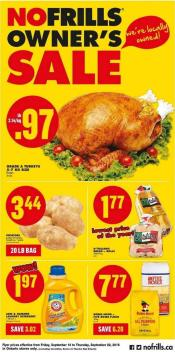 No Frills Flyer September 16 - 22 2016