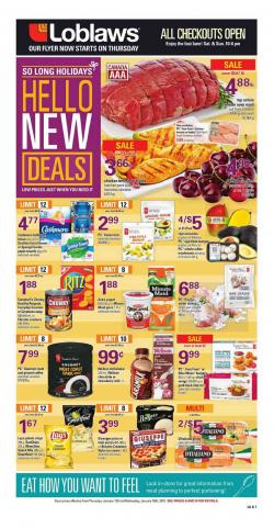 Loblaws Flyer