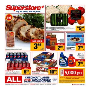 Super Store New Flyer