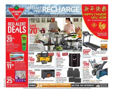 Canadian Tire New Flyer