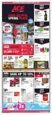 Ace Hardware Canada Flyer March 8 - 25 2018