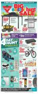 Canadian Tire Flyer Big Easter Hunt Sale March 22 - 29 2018
