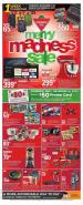 Canadian Tire Flyer Merry Madness Sale December 14 - 24 2017