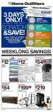 Home Outfitters Flyer July 21 - 27 2017