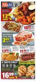 M&M Food Market Flyer February 15 - 21 2018