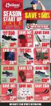 National Sports Flyer March 9 - 22 2018