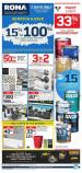 RONA Flyer March 15 - 21 2018