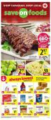 Save-On-Foods Flyer August 10 - 16 2018