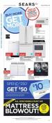 Circulaire Sears Février Buy More Get More 23 - Mars 1 2017