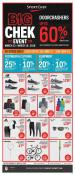 Sport Chek Flyer March 13 - 19 2018