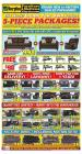Surplus Furniture & Mattress Warehouse Flyer July 10 - 30 2018
