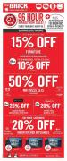 The Brick Flyer Up To 50% OFF February 23 - 27 2017