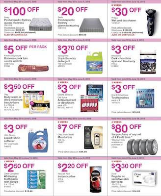 Costco Flyer 3 Jun 2016