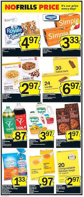 No Frills Flyer 1 July 2016