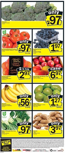 No Frills Flyer 14 July 2014